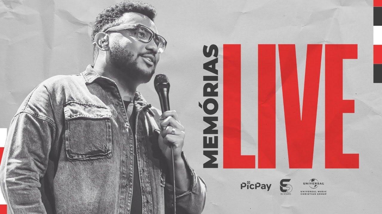 Live Memórias Eli Soares - #FiqueEmCasa E Adore #Comigo #LiveMemórias