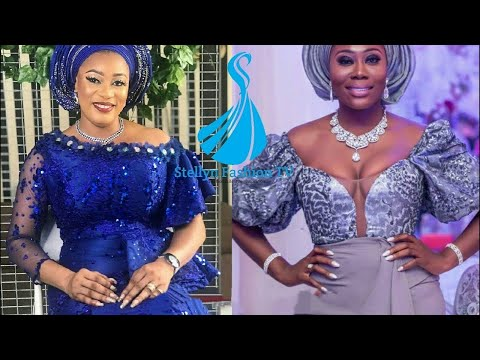 2019/2020 Hottest African Print Designs: Asoebi/Lace Styles for Lovelies Vol. 20