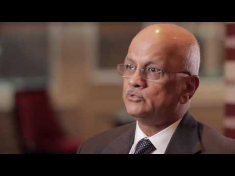 Interview with Mr R Chandrashekhar's , President of Nasscom