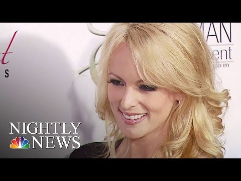 Stormy Daniels' Lawyer Says She Was Threatened With Physical Harm | NBC Nightly News