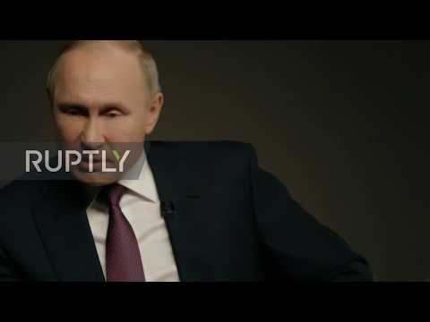 Russia: 'We Are The Same People' - Putin Discusses Relations With Ukraine