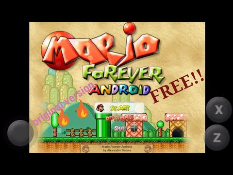 🔥🔥MARIO FOREVER ORIGINAL ON ANDROID!!💥💥 EASY DOWNLOAD WITH PROOF!!⚡️⚡️