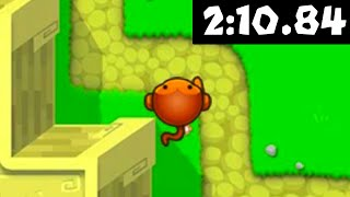 So I accidentally did a speedrun in Bloons TD Battles and ended up thoroughly enjoying it