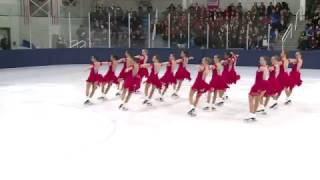 This was the Freeskate for Skyliners who took first place in the Jr...