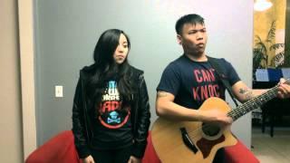 Love Is An Open Door (Frozen OST) - AJ Rafael & Marilu Bustamante | AJ Rafael