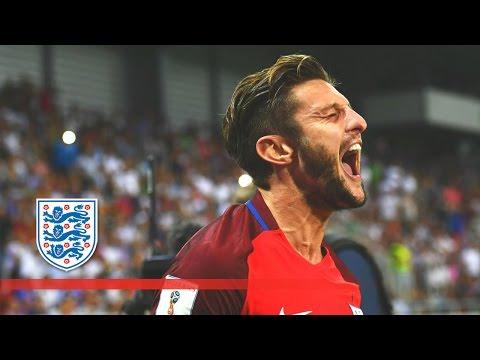 Official Highlights - Adam Lallana goal - Slovakia 0-1 England   Goals & Highlights