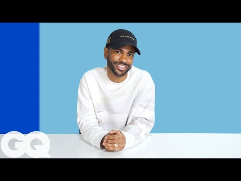 10 Things Big Sean Can't Live Without | GQ