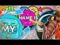 "Agar.io TROLLING ""MY NAME IS... v2"" in Agario 