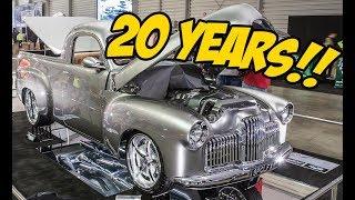 SPCLFX - FX Holden Ute at Motorex - 20 Year build