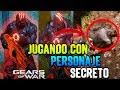 Gears Of War 4 JUGANDO CON EL NUEVO PERSONAJE SECRETO DE THE COALITION IMPRESIONANTE