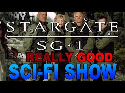 Why Stargate SG 1 Is A Really Good Sci Fi Show