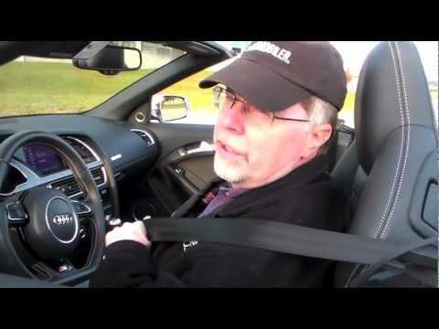 Audi S5 Quatro Convertible