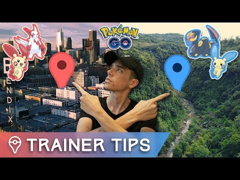 Download Youtube: POKÉMON GO: NEW GEN 3 REGION EXCLUSIVES (AND I CAUGHT TWO OF THEM)
