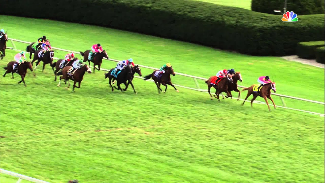 2015 Breeders Cup Juvenile Fillies Turf Youtube