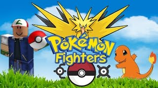 Pokemon oddechovka na pokec!!! | Roblox Pokemon Fighters EX