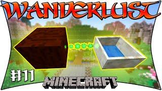 O Poder das Plantas!  - Minecraft - WanderLust #11