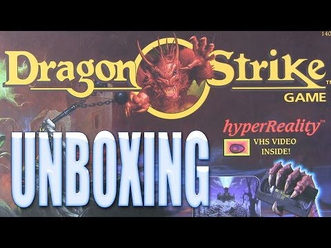 Dragon Strike Unboxing And Overview