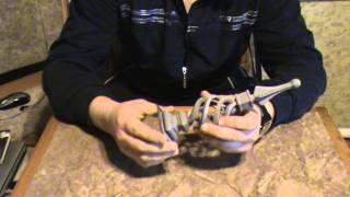 кованые изделия, заглушка на столбик своими руками(изготовление заглушки на столбик из набора кованых елементов., 2013-03-19T17:35:33.000Z)