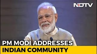 PM Modi's Speech At UNESCO Headquarters In France