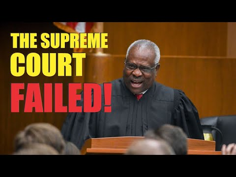Clarence Thomas Explains Why the Court Should Have Heard Election Cases