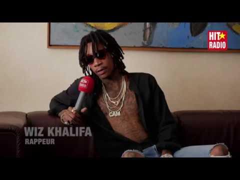Gr8 rapper Wiz khalifa interview 2017
