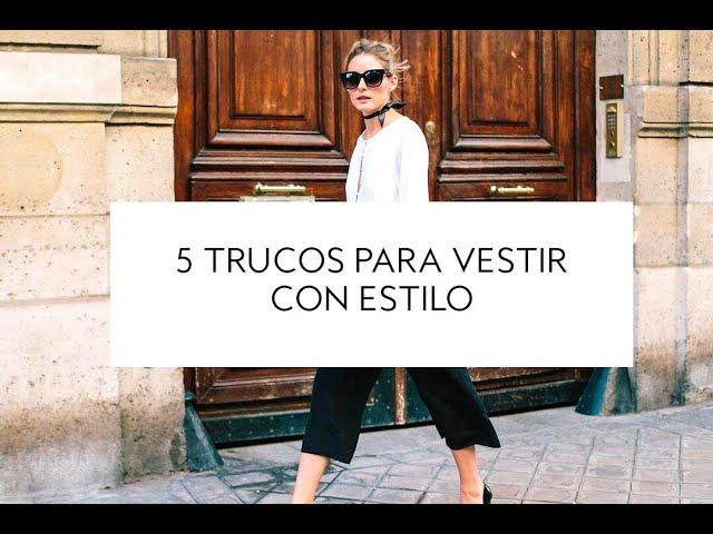 Cómo vestirse bien  trucos para vestir con estilo - InStyle 4861a4d821f5