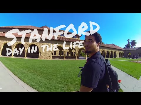 Day in the Life of a Stanford Student- GoPro