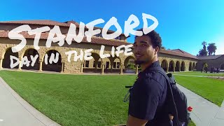 Day in the Life of a Stanford Student- GoPro thumbnail