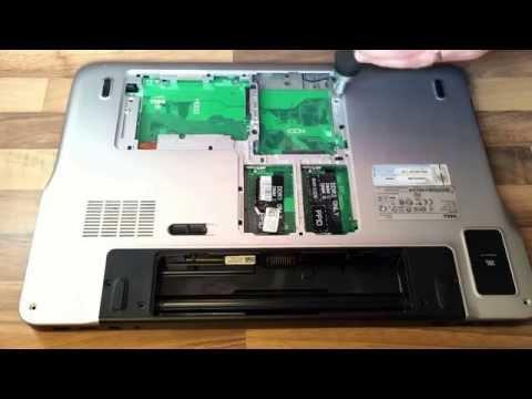 Dell XPS L702X disassembly disassemble clean fan CPU replace Lüfter reinigen auseinander nehmen