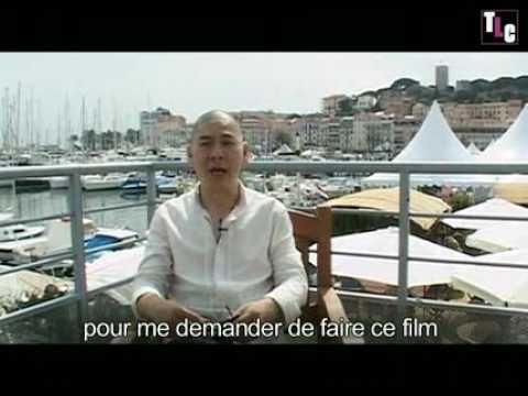 Interview de Tsai Ming-liang pour Visage