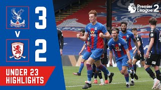 Dramatic victory keeps play-off hopes alive | Under 23 Highlights