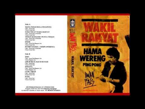 Full Album Iwan Fals  Wakil Rakyat (1987)