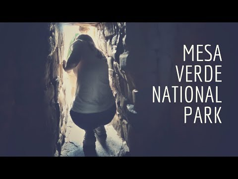 Exploring Mesa Verde National Park 🚐💨✌ Hiking Trails & Balcony House 🌌🇺🇸 Full Time RV Living