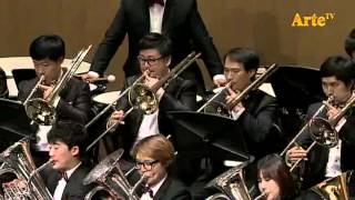 Sejong Wind Orchestra - Love is Many Splendored Thing - S. Fain
