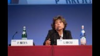 CHIARA TONELLI - Il ciclo di conferenze The Future of Science ITA