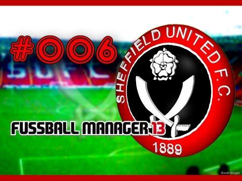 Let´s Play together: FM13 Sheffield United #006 - Liga gegen Colchester United FC