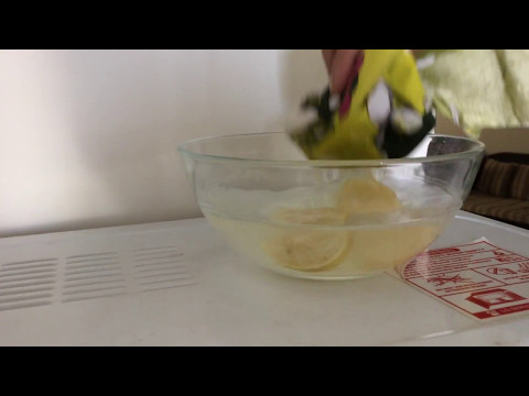 How to clean microwave at home with Lemon & Vinegar | Kitchen Tips