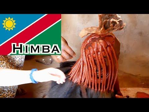 世界一美しい裸族『ヒンバ族』Himba Opuwo Namibia 【アフリカ縦断 #24】