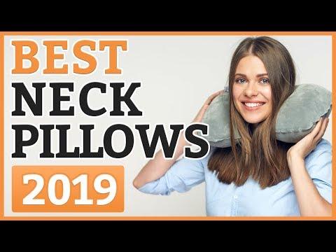 Best Neck Pillows 2018 – TOP 11 Neck Pillow