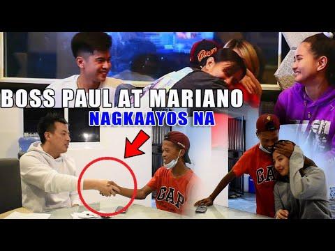 Download PAG PUNIT NG KONTRATA   MARIANO AT BOSS PAUL NAGKAAYOS NA SA WAKAS   SY Talent Entertainment