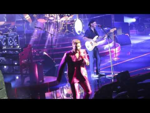 Queen + Adam Lambert in Nashville, DSMN and Bicycle Race