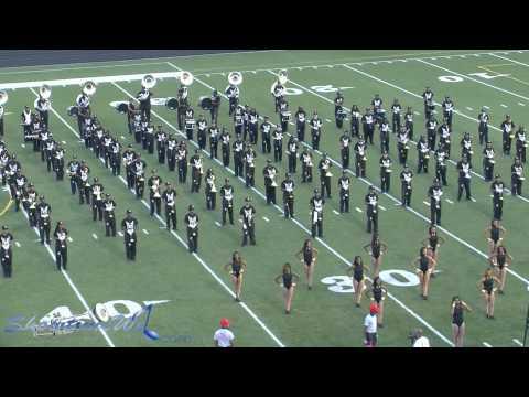 Tri Cities VS Landry Walker - 2015 ATL Ultimate Band Clash Jamboree