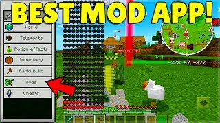 YOU CAN MOD Minecraft EASILY With This App! - The BEST FREE Modding App!