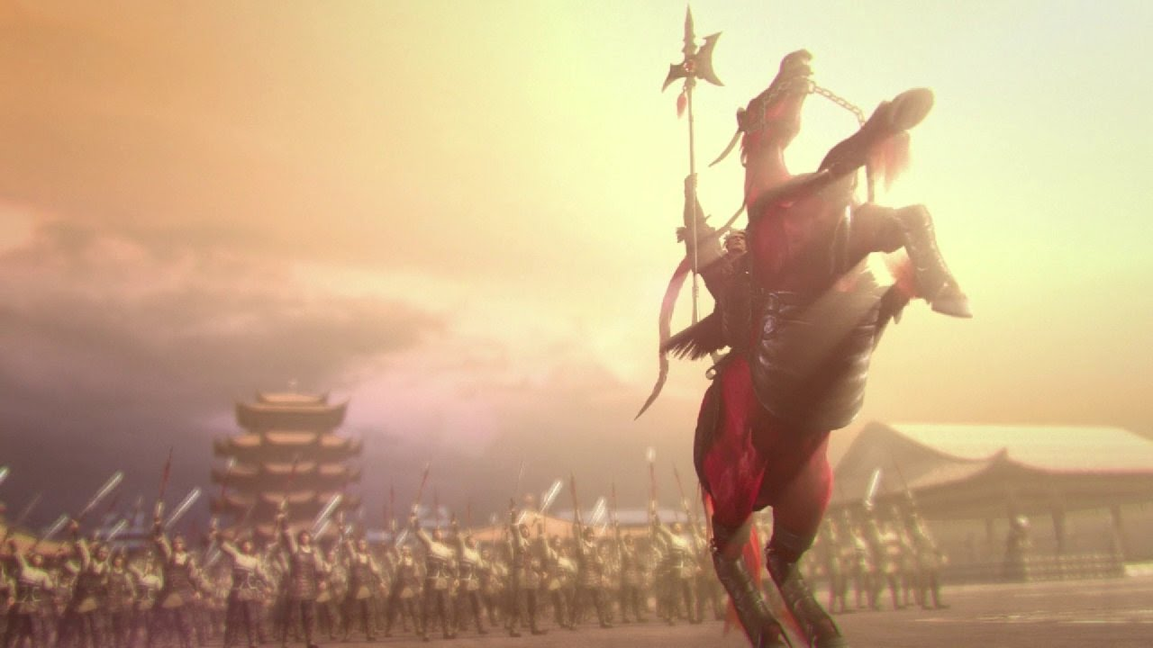 Dynasty Warriors The Ultimate Movie Decline Of The Han Empire Old Youtube