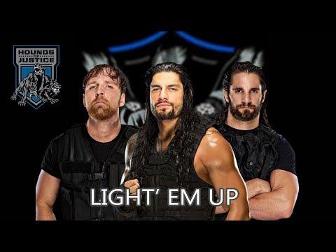 The Shield Tribute  Light Em Up