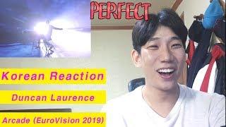 [Korean Reaction] Duncan Laurence - Arcade (Grand Final)(Eurovision 2019)