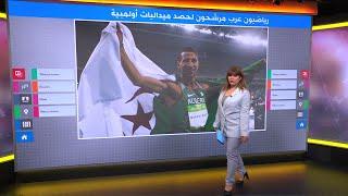 أولمبياد طوكيو: رياضيون عرب مرشحون لحصد ميداليات