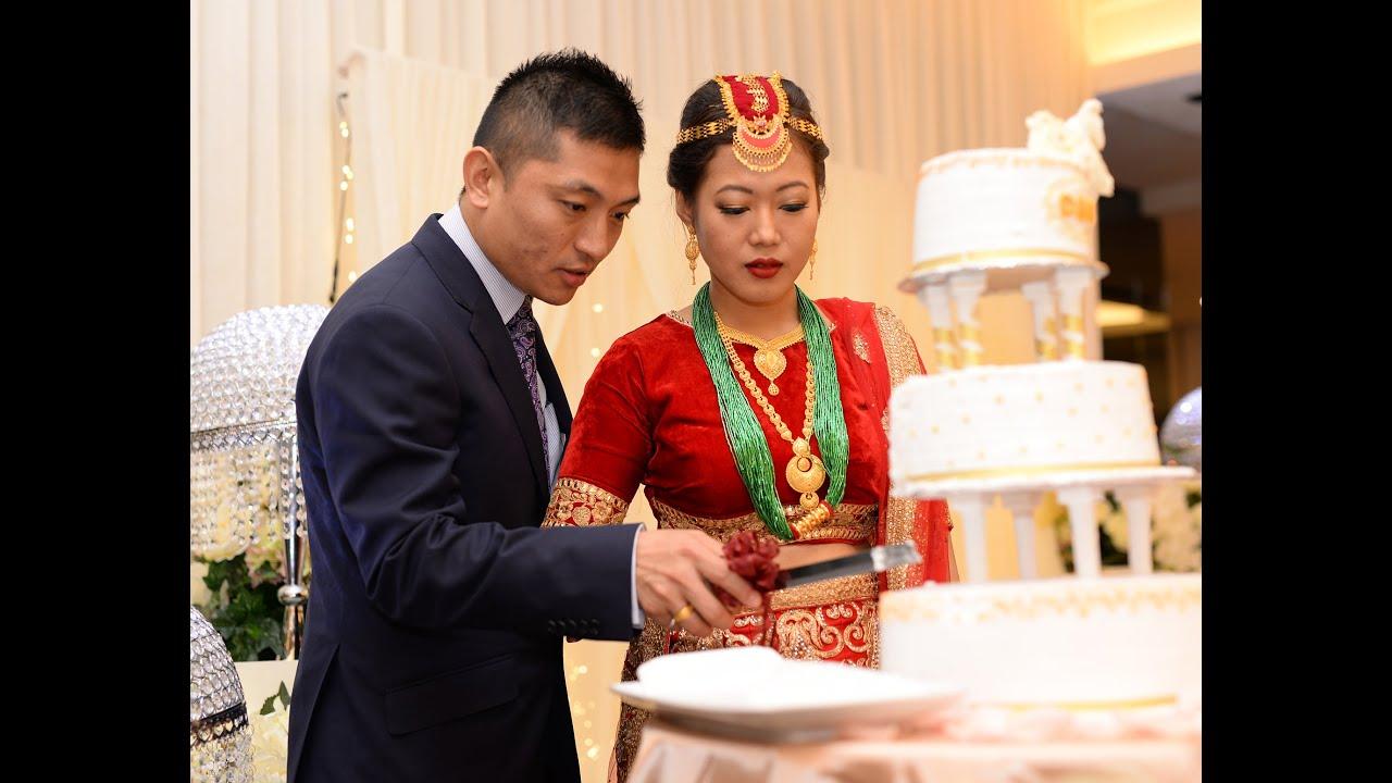 Nepali wedding song deepa milan youtube for Wedding dress nepali culture