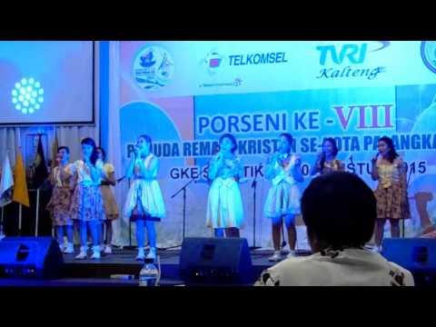 Vocal Group - GKE HOSIANNA (Brita Slamat Jari Dumah)