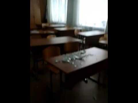 Школа 4. Плафон на голову